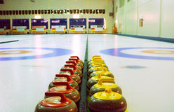 Free Curling Sheets Royalty Free Stock Image - 4743886