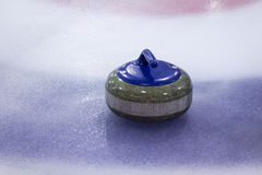 Curling Stone Royalty Free Stock Photos
