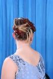 Curls designer Stock Photos