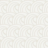 Curls and ringlets. Seamless vector pattern. Stock Photo