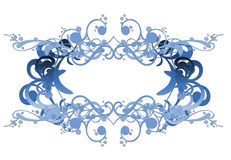 Curly Frame Stock Images