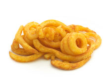 Curly Fries Stock Photography