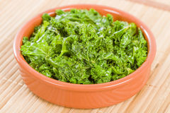 Curly Kale Royalty Free Stock Image