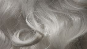 Hair texture background, no person stock footage