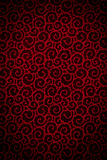 Curly Red Royalty Free Stock Photography