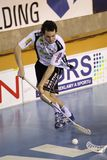 curney floorball Jiri Obrazy Stock