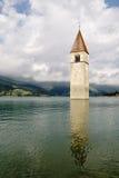 Curon Venosta - Dolomiet Stock Foto's
