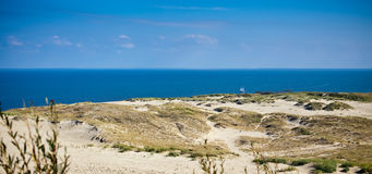 Curonian Spit Royalty Free Stock Photos