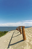 The Curonian Spit. Stock Photography