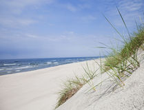 Curonian Spit, Lithuania Stock Photo