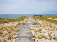 Curonian Spit, Lithuania Royalty Free Stock Images