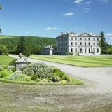Curraghmore House Royalty Free Stock Image