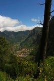 curral χωριό freiras DAS στοκ εικόνες με δικαίωμα ελεύθερης χρήσης