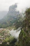 Curral das Freiras - Madeira imagenes de archivo