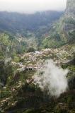 Curral das Freiras - Madeira foto de archivo libre de regalías
