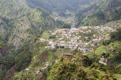 Curral DAS Freiras - Madeira Stockbilder