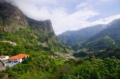 Curral das Freiras, Madeira, Portugal Stock Image