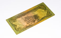 Currancy banknote of Asia Stock Image