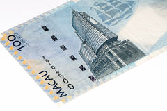 Currancy banknote of Asia Stock Photography