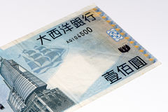 Currancy banknote of Asia Stock Photos