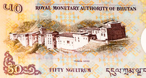 Currancy banknote of Asia Stock Images