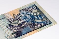 Currancy-Banknote von Afrika Lizenzfreies Stockbild