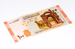 Currancy-Banknote von Asien Stockfotos