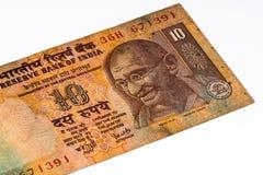 Currancy-Banknote von Asien Stockbild