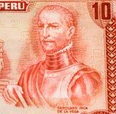 Currancybankbiljet van Zuid-Amerika Stock Fotografie