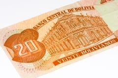 Currancybankbiljet van Zuid-Amerika Royalty-vrije Stock Fotografie