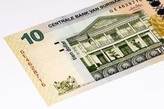 Currancybankbiljet van Zuid-Amerika Royalty-vrije Stock Foto