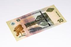 Currancybankbiljet van Zuid-Amerika Stock Foto's
