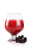 Currant juice Royalty Free Stock Image