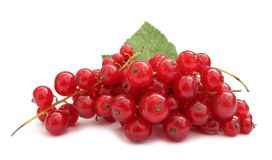 Currant red redcurrant Stock Photo