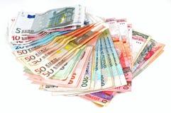 currencies 库存照片