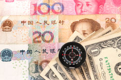 Currencies. Stock Photography