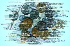 currencies foto de archivo libre de regalías