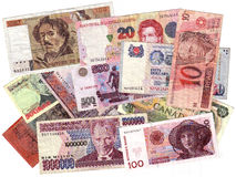 Free Currencies Stock Photography - 260192