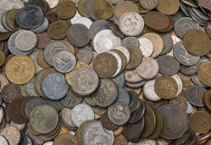 currencies Fotografia de Stock Royalty Free