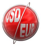 Currencies Royalty Free Stock Images