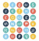 Currencies design Stock Photo