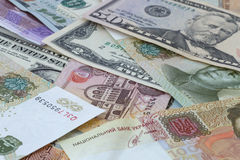 Currencies Stock Photos