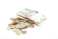 Currency Royalty Free Stock Image