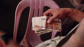 currency almacen de metraje de vídeo