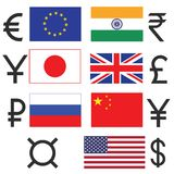 currency Foto de Stock Royalty Free