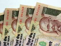 Currency. Indian Currency Royalty Free Stock Photos