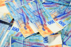 Currency. A photo of european money,  swiss, euro, sweden Stock Images