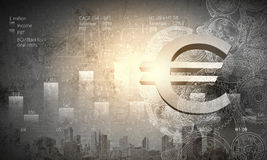 Currency and banking Royalty Free Stock Images