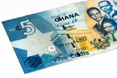 Currency banknote of Africa Royalty Free Stock Image