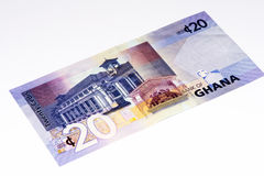 Currency banknote of Africa Royalty Free Stock Photos